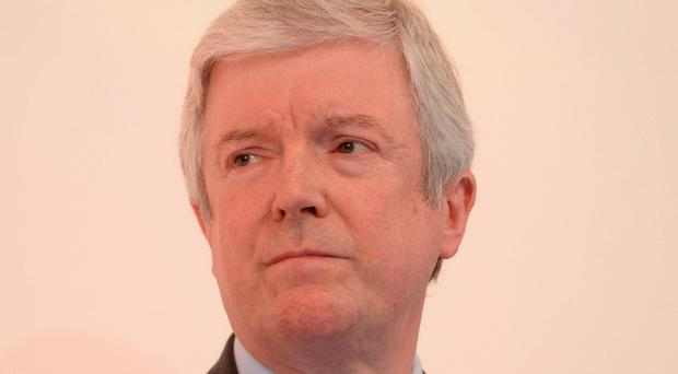 Defence: director general Lord Hall