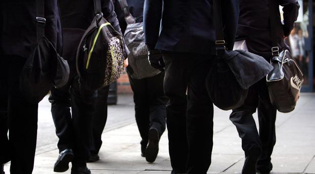 A report has warned of social and ethnic segregation in schools