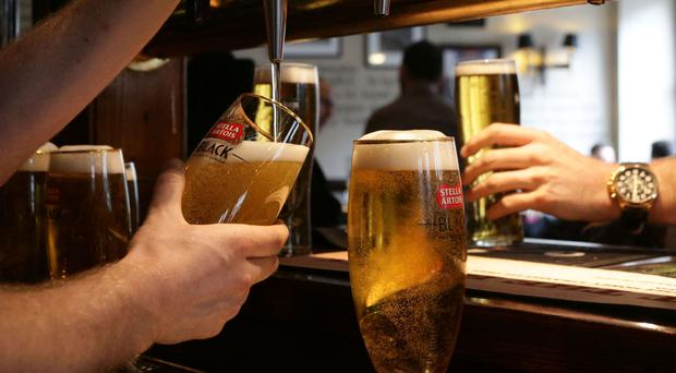 Moderate drinking can cut the risk of suffering a heart attack, angina or heart failure, experts say