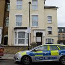 Bidhya Sagar Das is accused of attacking the toddlers at a flat in Wilberforce Road, near Finsbury Park, north London