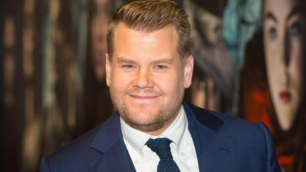 James Corden gets political with Donald: The Musical