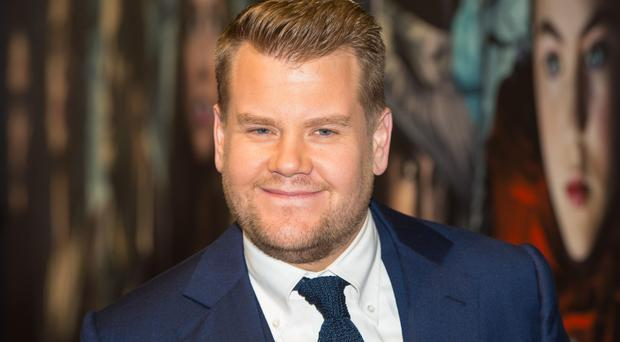 James Corden refused to say whether he would invite the US president to appear as a guest on his chat show