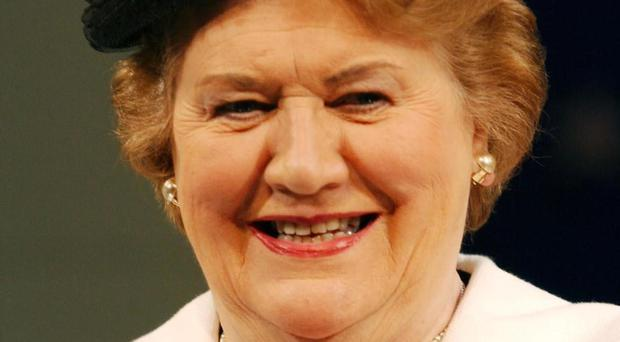 Patricia Routledge, who played Hyacinth Bucket in Keeping Up Appearances, is being made a dame