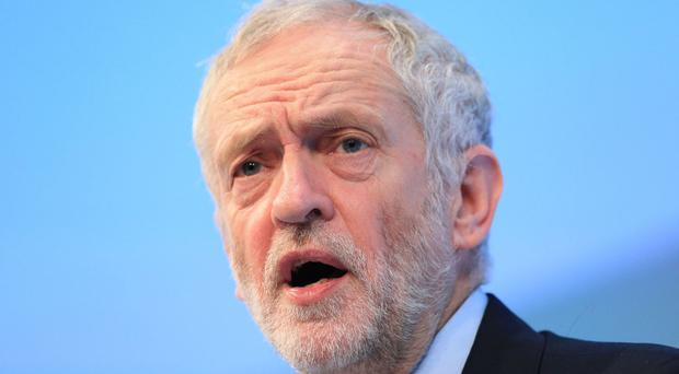 Jeremy Corbyn said the Prevent strategy should be broadened out