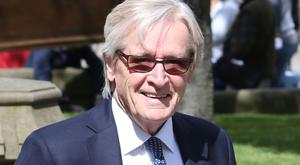 Bill Roache keeps sharp at 84 by playing online chess and scrabble with his son and learning his lines for Coronation Street