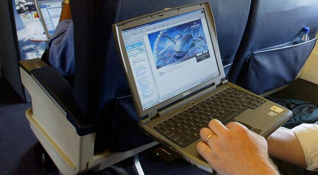 The Home Secretary said the ban on laptops and tablets as cabin baggage on inbound flights from six Middle East countries could be extended to all flights