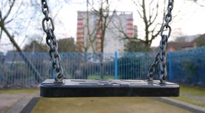 Many children are afraid to venture outdoors in unsafe areas, the report found
