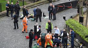 Killer Khalid Masood is said to have used the encrypted WhatsApp messaging service seconds before the Westminster attack
