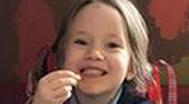 Violet Grace Youens died in her mother's arms days after she was mown down in a hit-and-run (Merseyside Police/PA)