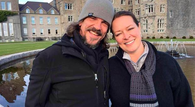 Kurt Cochran and his wife Melissa