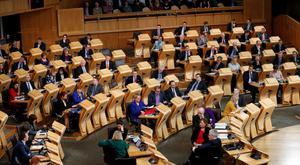 MSPs are expected to back an independence referendum