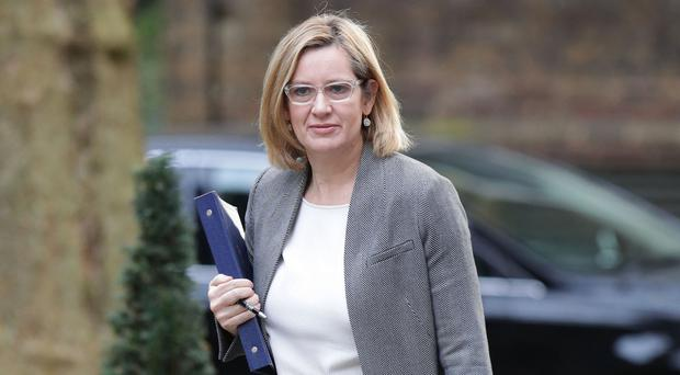 Home Secretary Amber Rudd will raise the issue of encryption and security services' access to terrorists' communications