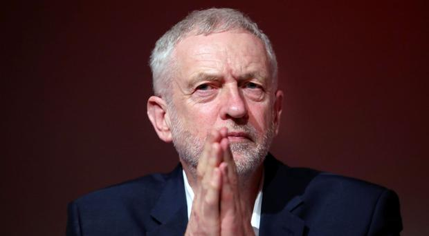Jeremy Corbyn has said there should be a border poll, if there is a desire for one.