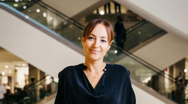 Paula Nickolds is the first woman managing director in the department store chain's history