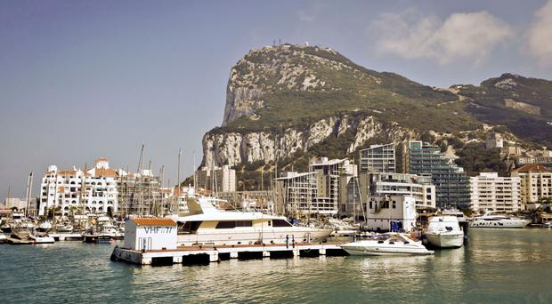 Theresa May has been criticised for failing to mention Gibraltar in her letter triggering Article 50