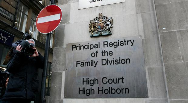 A girl's mother at the centre of a family court dispute made a number of complaints at a hearing in the Family Division of the High Court in London