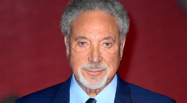 Sir Tom Jones said The Voice UK helped his recovery