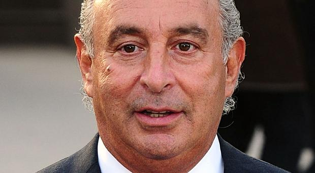 Sir Philip Green has been criticised for his treatment of former BHS workers