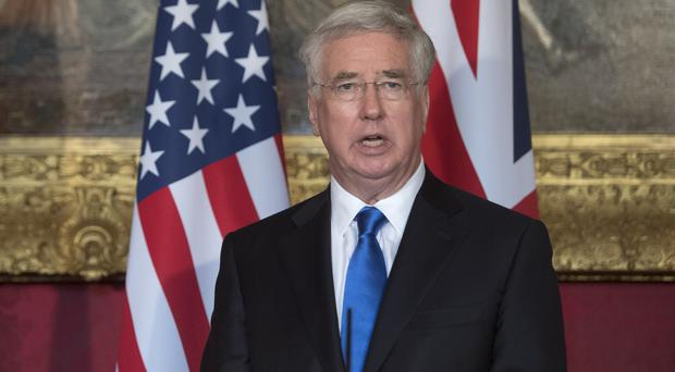 Sir Michael Fallon stressed the UK would protect Gibraltar amid concerns the EU's draft negotiating guidelines give Madrid a veto over any future deal applying to the Rock