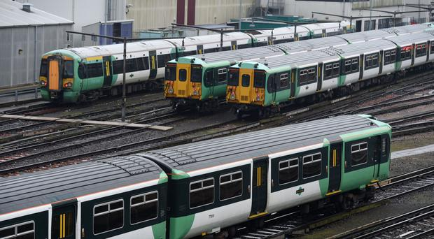 Members of Aslef have been voting on a deal aimed at resolving the bitter row over staffing and driver-only trains on Southern Railway