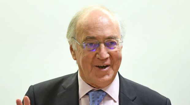 Former Tory leader Lord Howard has drawn criticism after likening the Gibraltar situation to the Argentine invasion of the Falkland Islands