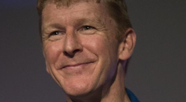 Major Peake completed a six-month mission in space.