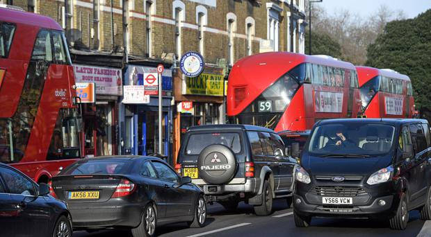 Driving the most polluting cars through central London could cost £24 a day in congestion and emissions charges from 2019