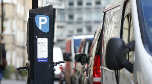 On average just over a third of initial driver challenges to on-street parking fines were successful between January and October 2016