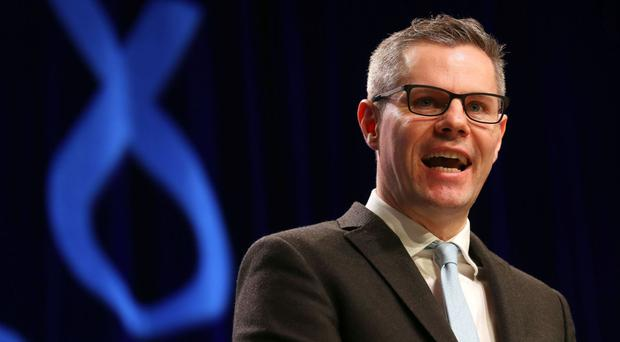 Scottish Finance Secretary Derek Mackay said the figures reflected the 'economic reality of the Brexit vote' in June 2016