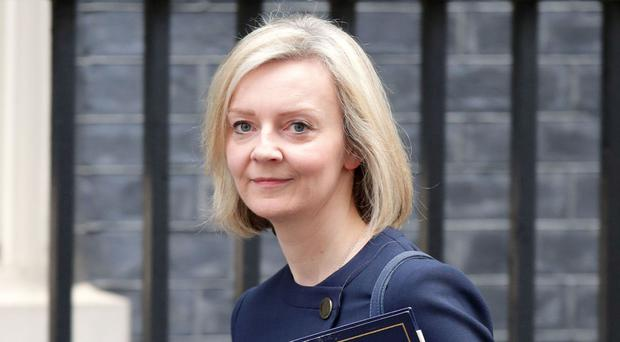 The Joint Committee on Statutory Instruments said Lord Chancellor Liz Truss, pictured, may have overstepped her powers in ordering the increases