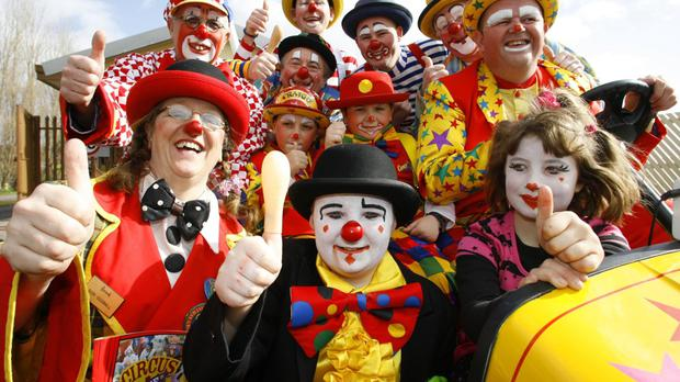 Clowns believe the remake of Stephen King's It will badly affect their business