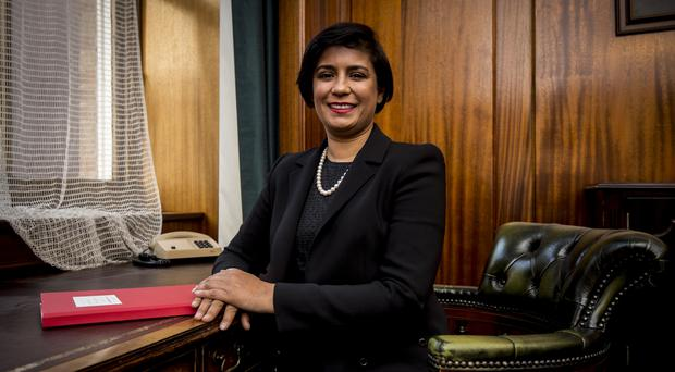 Judge Anuja Ravindra Dhir at the Old Bailey