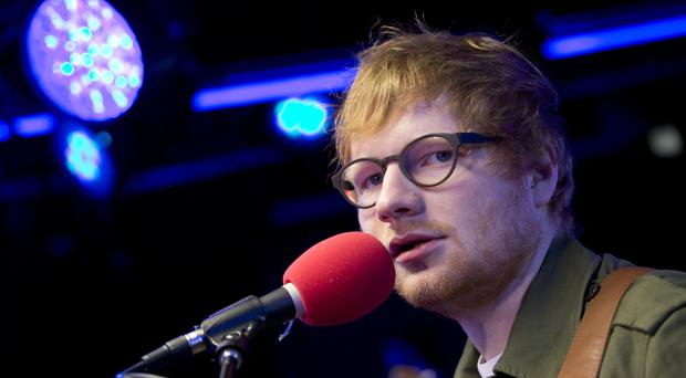 Ed Sheeran's Shape Of You is still at the top of the charts