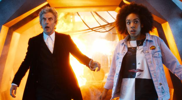 To be a companion in Doctor Who you have to be your own person, Peter Capaldi said