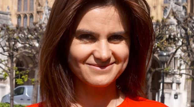 Jo Cox was murdered as she arrived for a surgery in her constituency (Jo Cox Foundation/PA)