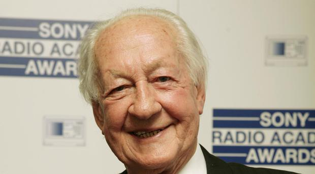 Radio 2 presenter Brian Matthew hosted the long-running Sounds Of The 60s programme