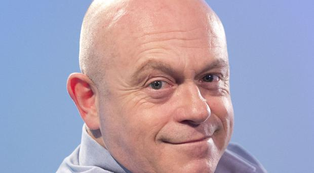 Former EastEnder Ross Kemp, pictured, was a guest on All Round To Mrs Brown's, fronted by comedian Brendan O'Carroll's character