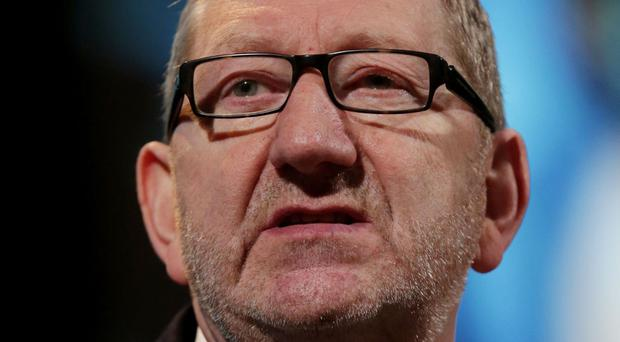 Len McCluskey said the Unite vote was being turned into a new poll on Jeremy Corbyn's leadership of Labour
