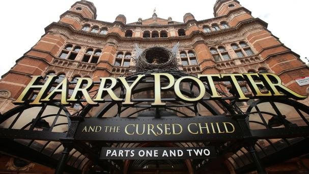 Harry Potter And The Cursed Child sweeps board at the Olivier Awards