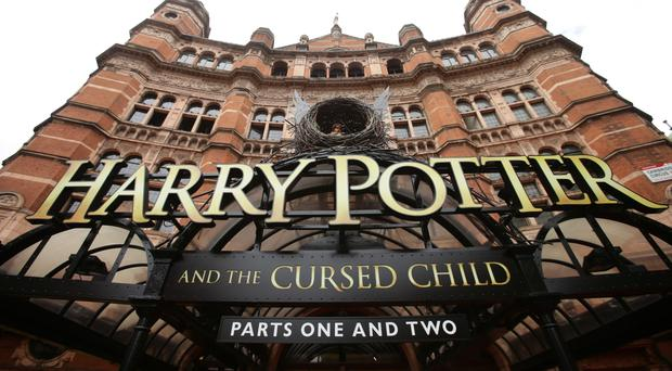 Harry Potter And The Cursed Child is the most nominated new play in Olivier history