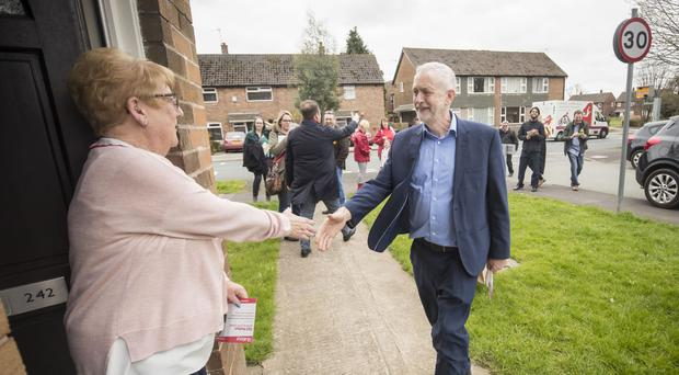 Jeremy Corbyn has promised pay rises for millions if Labour is elected