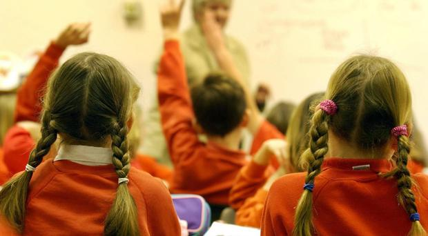 The head teacher says he is faced with huge budgetary pressures.