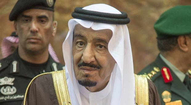 King Salman of Saudi Arabia, one of the countries criticised in the report