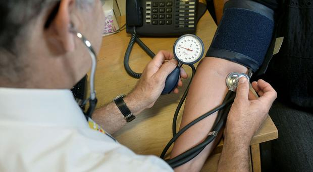 There has been a drop in the number of GPs working in the NHS despite Government aims to recruit 5,000 more by 2020