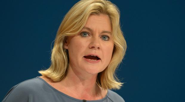 Justine Greening says the new schools will give parents more choices