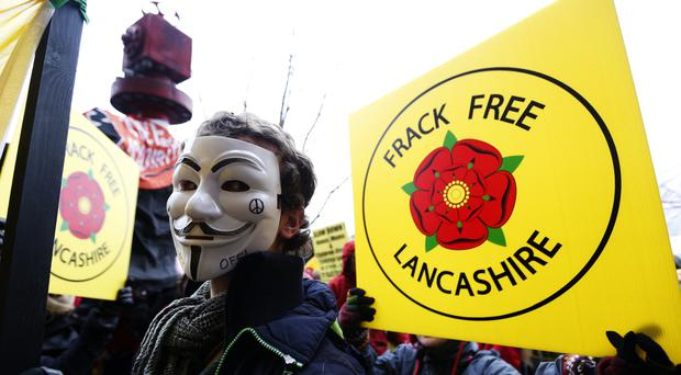 Anti-fracking campaigners to find out result of High Court action