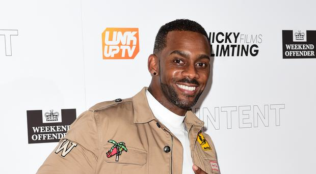 Richard Blackwood had a short career in the music industry before joining EastEnders