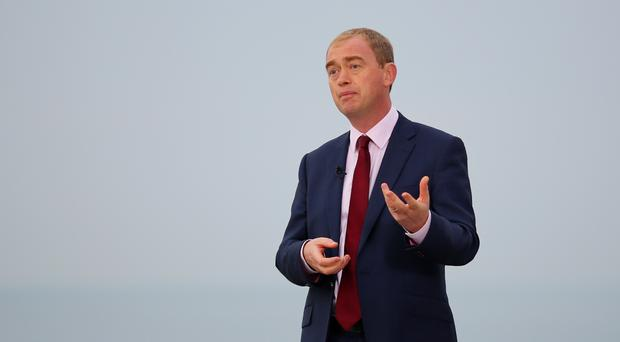 Liberal Democrat leader Tim Farron said the Government was happy for parliamentary staff to be used as 'bargaining chips'