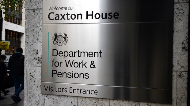 The DWP said the PIP assessors were able to explore mental health problems 'sensitively' [File photo]