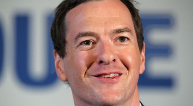 George Osborne is set to be paid more than £150,000 for three speeches delivered last month